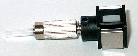 Коннекторы голого волокна