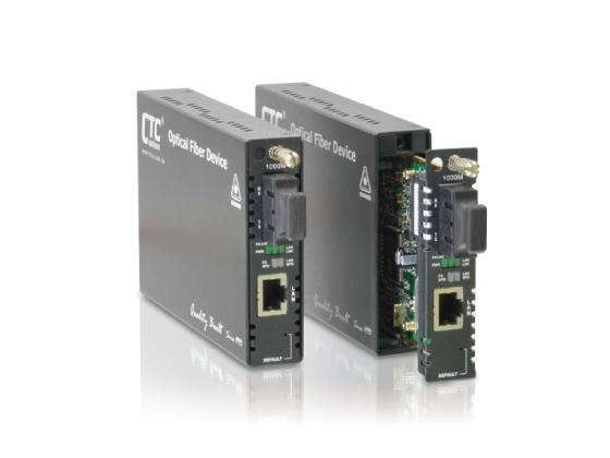 Управляемый медиаконвертер FRM220-1000MS