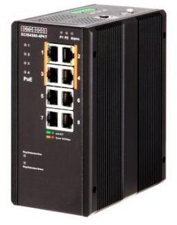 Управляемый коммутатор ECIS4500-4P4T с РоЕ
