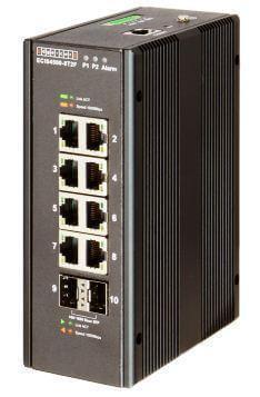 Управляемый коммутатор ECIS4500-8T2F без РоЕ