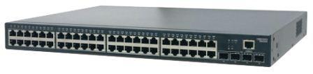 Управляемый ECS4120-52T L2+ гигабитный без PoE коммутатор c 10g аплинками
