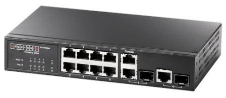 Управляемый ES3510MA L2 коммутатор доступа