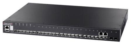 Управляемый ECS4510-28F L2+ стекируемый коммутатор c 10G аплинками