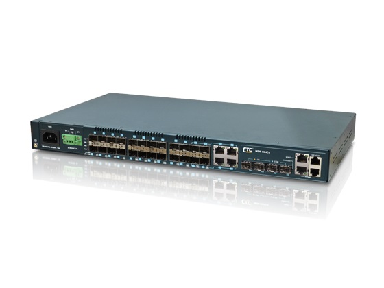 MSW - Серия коммутаторов уровня Carrier Ethernet
