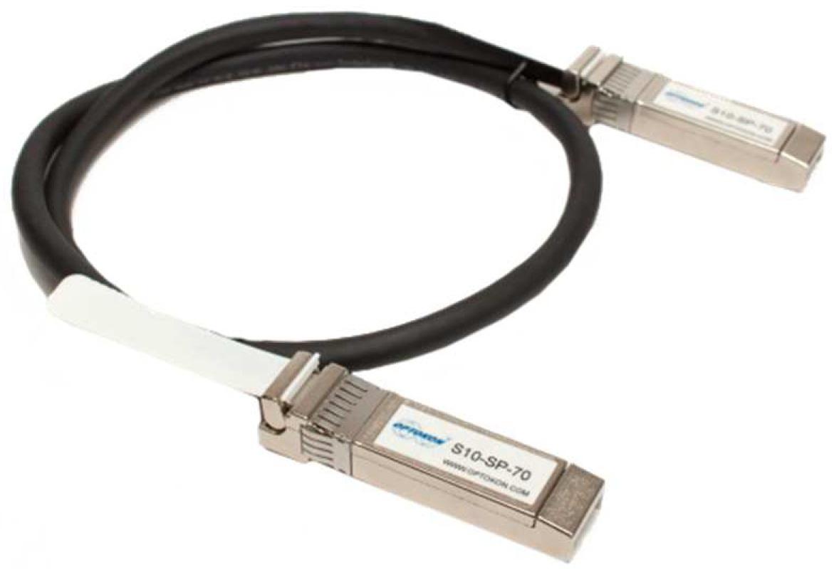 SFP+ (TWINAX) соединительные шнуры