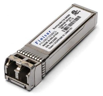 Оптические модули SFP+ 10Gbit/s Ethernet Finisar